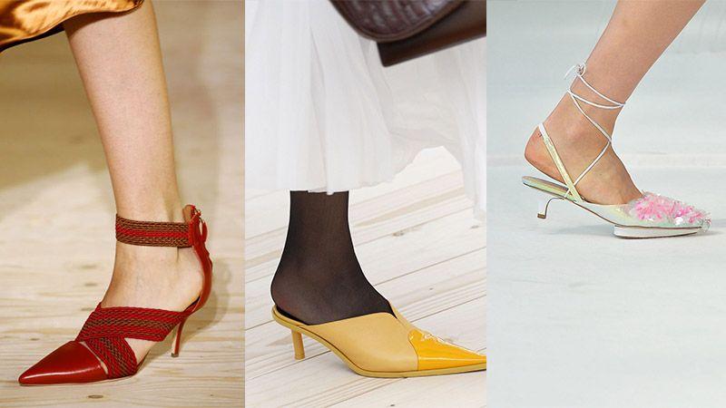 Sepatu wanita - Kitten heels
