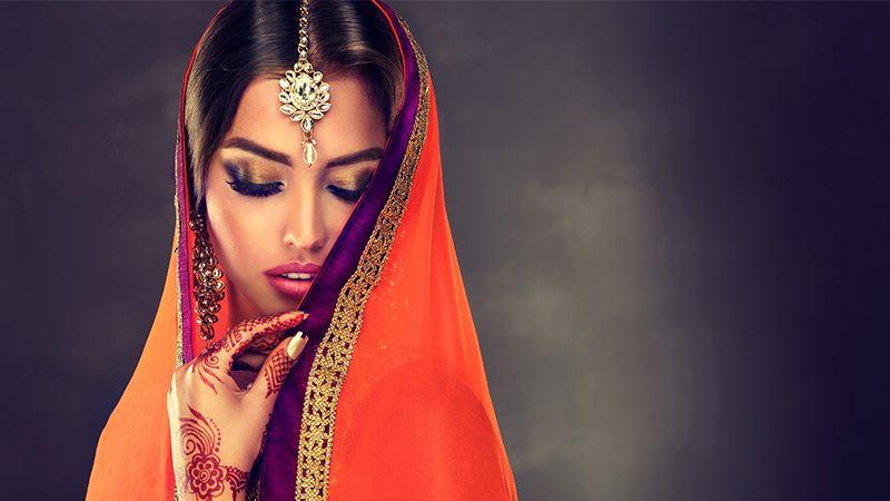 Model Jilbab Modern - Dupatta