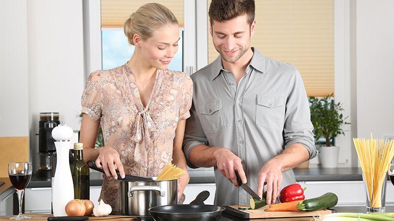 Cara Memasak Makanan Diet - Tahapan dalam Memasak