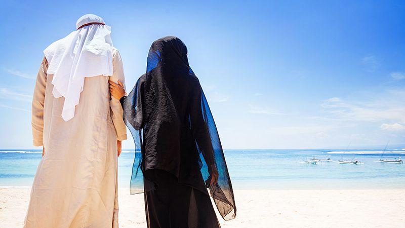 Kumpulan Kata Kata Bijak Wanita Muslimah - Pasangan Muslim