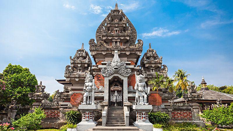 Tempat Hiburan Jakarta - Anjungan Bali TMII