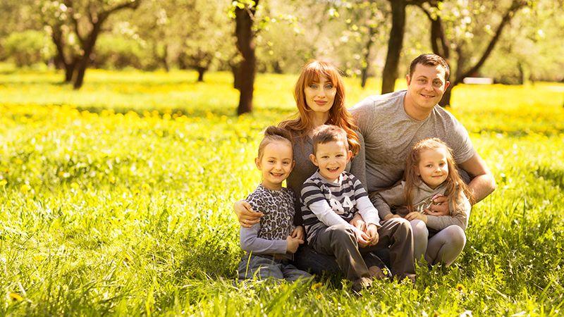 Tips Keluarga Bahagia - Ayah Ibu dan Anak