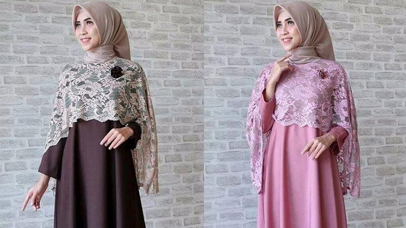 Model Baju Gamis Terbaru - Cape Fashion