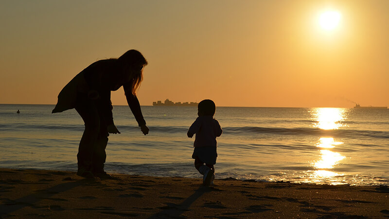 Cara Mendidik Anak yang Baik - Ibu dan Anak