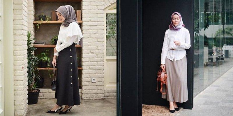 Rekomendasi Pakaian Formal Wanita Hijab Untuk Interview